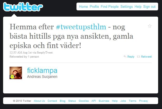 ficklampa_tweet