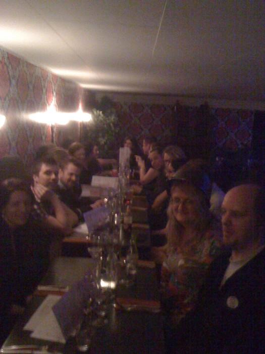 Matgänget på #tweetupsthlm